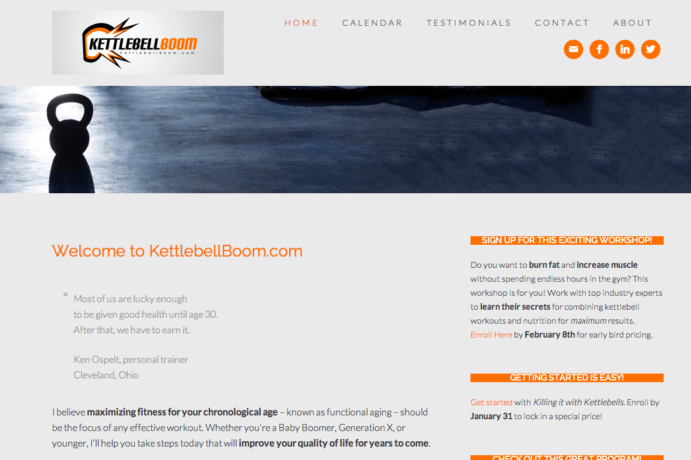 Kettlebell Boom – A New Direction screenshot