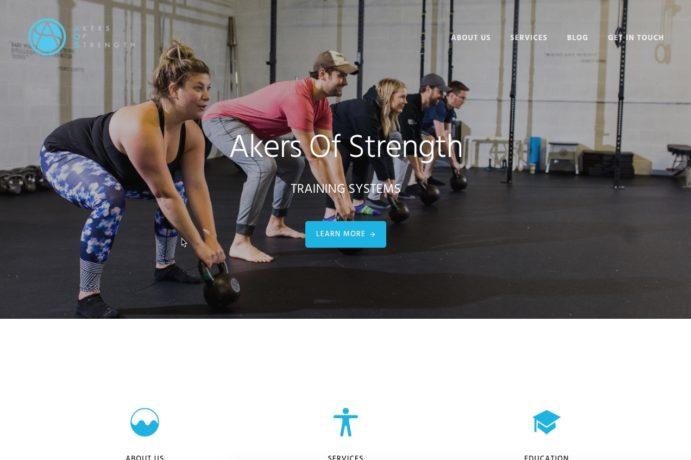 Akers of Strength (Updated) screenshot